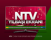 NTV | NEW YEAR OPENER AND PROMO SCREENS