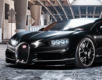 Bugatti Chiron | CGI