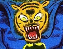 Covered - Tiger Batman