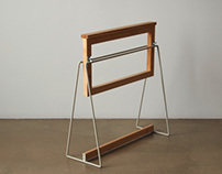 Industrial Table Stand