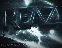 LOGO For REAZ by FleaZDesigN