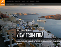 ROUGH GUIDES WEBSITE REDESIGN