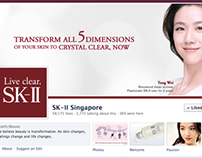 SK-II (Global Social Media Strategy)
