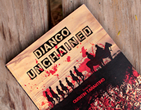 Django Unchained - Publication Design