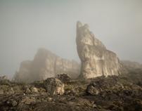 11 VIEWS OF THE CRESTONES MOUNT