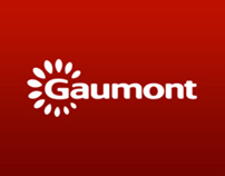 Gaumont - Ipad interface