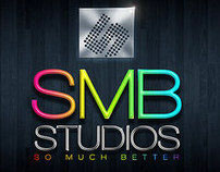 SMB Studios business card 2009