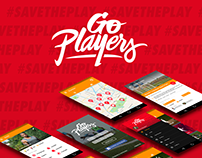 Go Players - Mobile App (iOS- Android)