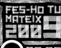 Tape typography