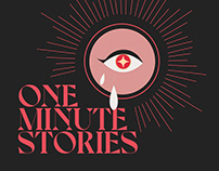 ONE MINUTE STORIES | illustrated booklet