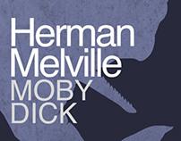 Penguin Classic Mody Dick Cover
