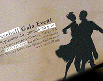 VASEBALL Gala Poster and Promotional Card