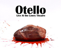 Opra North Otello Poster