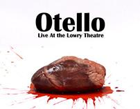 Opra North Otello Poster