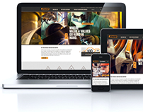 Jamar Responsive Website