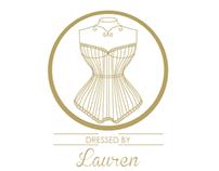 Dressed By Lauren - Logo