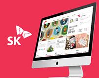 SK website