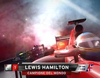 Formula 1 2013 - InfoGFX