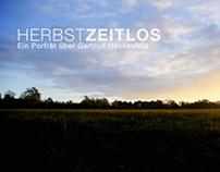 Herbstzeitlos - Portrait über Gertrud Höckesfeld