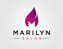 Marilyn Salon Logo