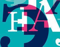 INTRNAL Hybrid Typeface