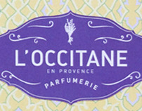 L'Occitane en Provence Packaging
