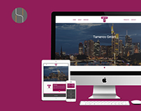 TAMENCO Web Design