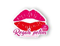 Gala Perfumeries – Campaña del beso