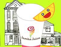Jamba Juice TVC