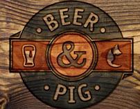 Beer & Pig Campaign