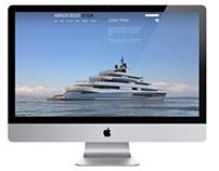 Horacio Bozzo yacht designer website