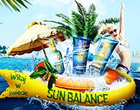 Sun Balance Key Visual