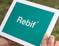 Rebif iPad application
