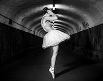 underbridge ballet [ʌndə ˈbrɪdʒ bæˈleɪ]