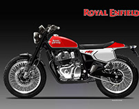 ROYAL ENFIELD FURY 650