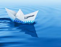 SAMAR redesign