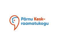 Pärnu Keskraamatukogu identity proposal