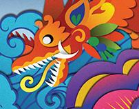 Bali Dragon