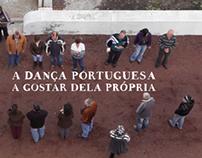 a dança portuguesa a gostar dela própria