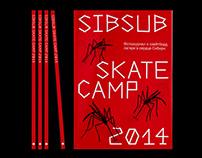 SibSub Skate Camp 2014