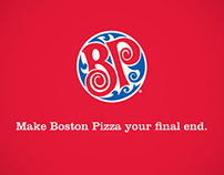 Boston Pizza - Animated Shorts