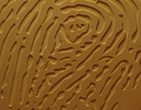 FingerPrint in Wood