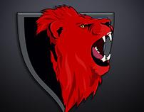 Düsseldorf Lions eSports Concept Crest