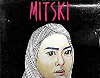Mitski: UK Tour 2015