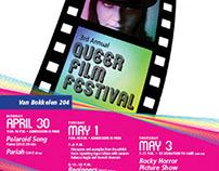Poster: Queer Film Festival
