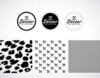 Dezaar Interior Design Branding