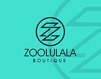 Zoolulala Logo Design