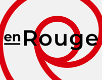 en Rouge, visual identity