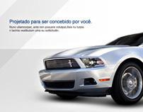 MUSTANG GT 2011 - BRASIL