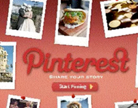 Pinterest Web Ads - Static & Motion